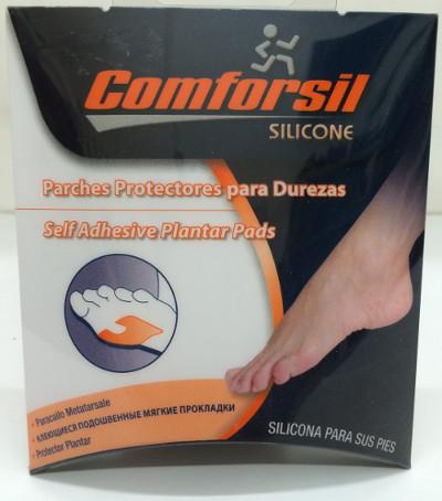 Comforsil parches adhesivos protectores para durezas